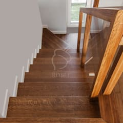 Tangga oleh Roble, Modern Kayu Wood effect