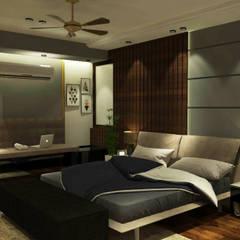 Bedroom by Inaraa Designs, Modern
