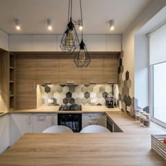 Kitchen by VAKULENKODESIGN