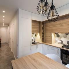 ห้องครัว by VAKULENKODESIGN