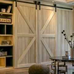 جدران تنفيذ 富亞室內裝修設計工程有限公司