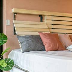 Dormitorios infantiles de estilo  por 富亞室內裝修設計工程有限公司