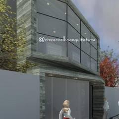 Circe Coelho arquitetura의  일세대용 주택