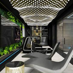 PURE GENIUS | V | Wnętrza domu: styl , w kategorii Spa zaprojektowany przez ARTDESIGN architektura wnętrz