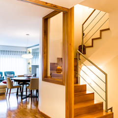 de SHI Studio, Sheila Moura Azevedo Interior Design Moderno
