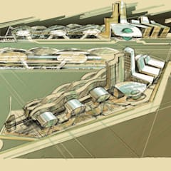 Shopping Centres by BCG Architects