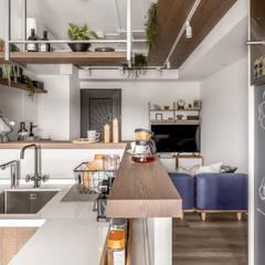 ห้องครัว by 寓子設計