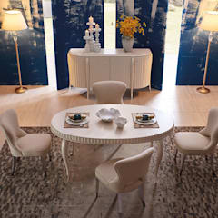 Столовая Rimini: Столовые комнаты в . Автор – Fratelli Barri