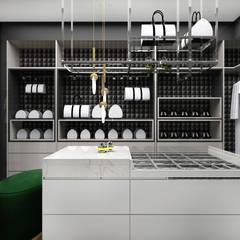 PURE GENIUS | III | Wnętrza domu: styl , w kategorii Garderoba zaprojektowany przez ARTDESIGN architektura wnętrz