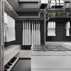 PURE GENIUS | III | Wnętrza domu Nowoczesna garderoba od ARTDESIGN architektura wnętrz Nowoczesny