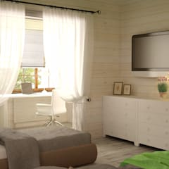Nursery/kid's room by Irina Yakushina,