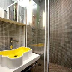 Шкатулка с секретом: Ванные комнаты в . Автор – Irina Yakushina,
