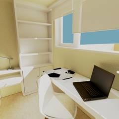 REMODELACIÓN INTEGRAL DE CASA: Dormitorios infantiles de estilo  por Aida Tropeano & Asoc.,Clásico