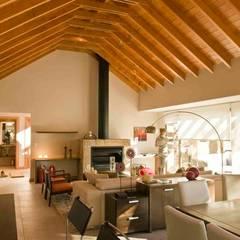 سقف جمالون تنفيذ Fabiana Ordoqui  Arquitectura y Diseño.   Rosario | Funes |Roldán