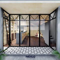 Study/office by Indigo Diseño y Arquitectura,