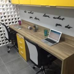 Study/office by Brise - Arquitetura e Construção