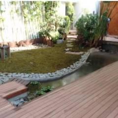 حديقة Zen تنفيذ Proveedora Industrial de Construcción Carducci, SA de CV
