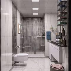 ANTE MİMARLIK  – A. Y . Konakları:  tarz Banyo, Modern