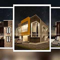 construction company in thrissur:  Balcony by Prithvi Homes