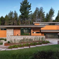 Custom Homes in Ontario:  Houses by Trevor McIvor Architect Inc