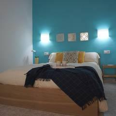 Quartos  por Duplex Home Staging , Mediterrâneo