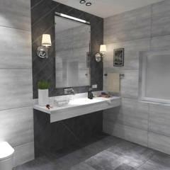 ห้องน้ำ by Inaraa Designs