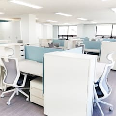 Offices & stores by DB DESIGN Co., LTD.