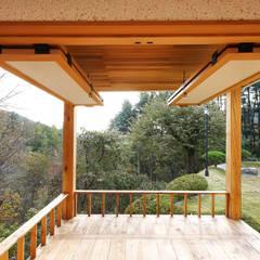 Balcony by 웰하우스종합건축사사무소
