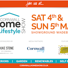 Cornwall Home & Lifestyle Show:  Wooden houses by Building With Frames