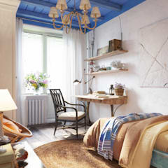 Nursery/kid's room by Irina Yakushina, Mediterranean