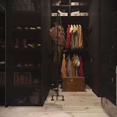 Closets  por Irina Yakushina , Industrial