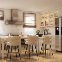 Serai Bukit Bandaraya, Bangsar:  Kitchen by Norm designhaus