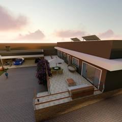 Casa Serra da Graciosa: Casas do campo e fazendas  por Danilo Rodrigues Arquitetura