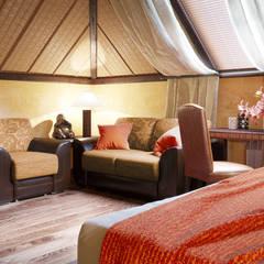 Bedroom by Irina Yakushina, Tropical