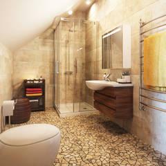 Роза ветров: Ванные комнаты в . Автор – Irina Yakushina