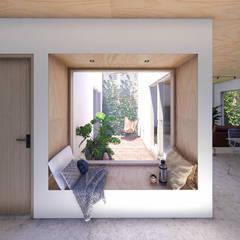 Walls by Arquitecto Manuel Morón