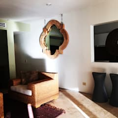 Dormitorios pequeños de estilo  por ADIC