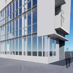 Office C:  書房/辦公室 by 尋樸建築師事務所