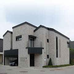 Экодома в . Автор – 서우건축사사무소