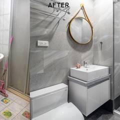感.重生:  浴室 by Feeling 室內設計