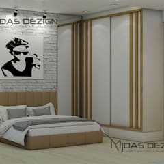 Boys Bedroom by Midas Dezign