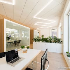 Offices & stores by Pablo Muñoz Payá Arquitectos