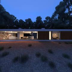 Projekty,  Willa zaprojektowane przez martimsousaemelo