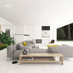 Living room by martimsousaemelo