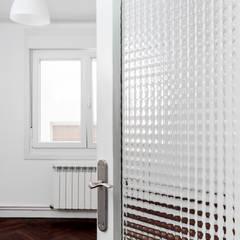 Inside doors by PEZA