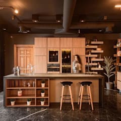 Kitchen units by lifestyle_interiordesign, Industrial