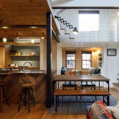 house-20: dwarfが手掛けたキッチンです。