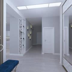 Квартира с нордическим характером. : Коридор и прихожая в . Автор – Indigo дизайн