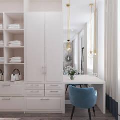 Dressing room by Indigo дизайн ,