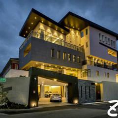 منازل تنفيذ Zendo 深度空間設計 , حداثي